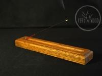 drewniana podstawka pod kadzidełko1 - very wood