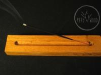 drewniana podstawka pod kadzidełko2 - very wood