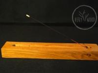 drewniana podstawka pod kadzidełko3 - very wood