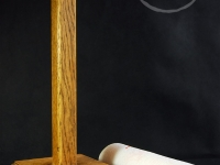 uchwyt na ręczniki papierowe-very wood