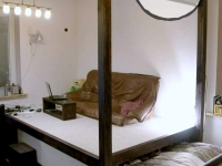 łóżko w podeście1-very wood