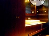 meble łazienkowe fornirowane-very wood