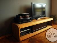 b_drewniana szafka Tv1 - very wood