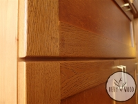 dębowa szafa komoda barek7 - very wood