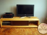 b_drewniana szafka Tv2 - very wood