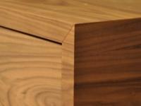 biurko fornirowane