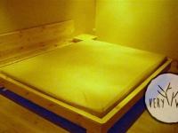 łóżko sosnowe - very wood