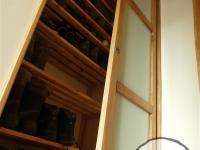 drewniana szafa wnękowa1-very wood