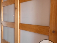 szafa wnękowa dąb z lakobelem4-very wood