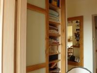 drewniana szafa wnękowa5-very wood