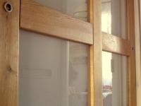 szafa wnękowa dąb z lakobelem5-very wood